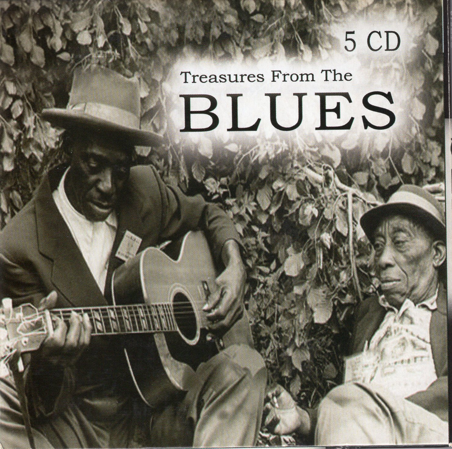 """Treasures from The Blues"""