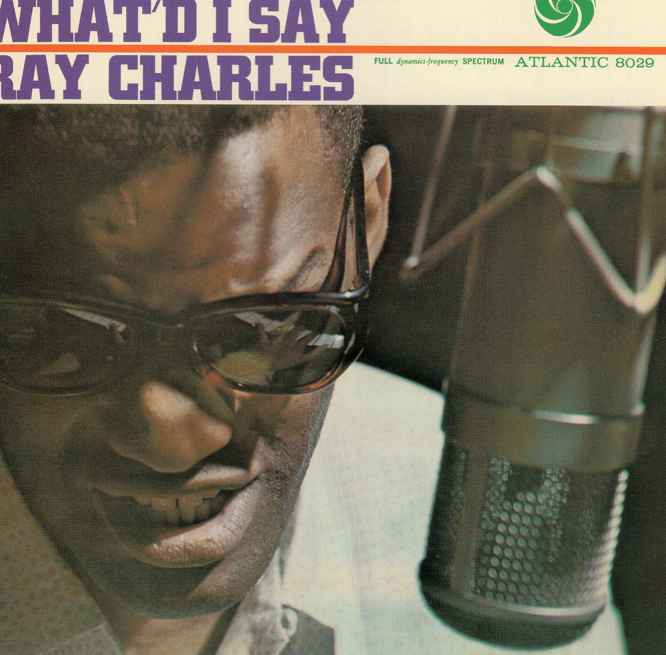 """What'd I say"" Ray Charles"
