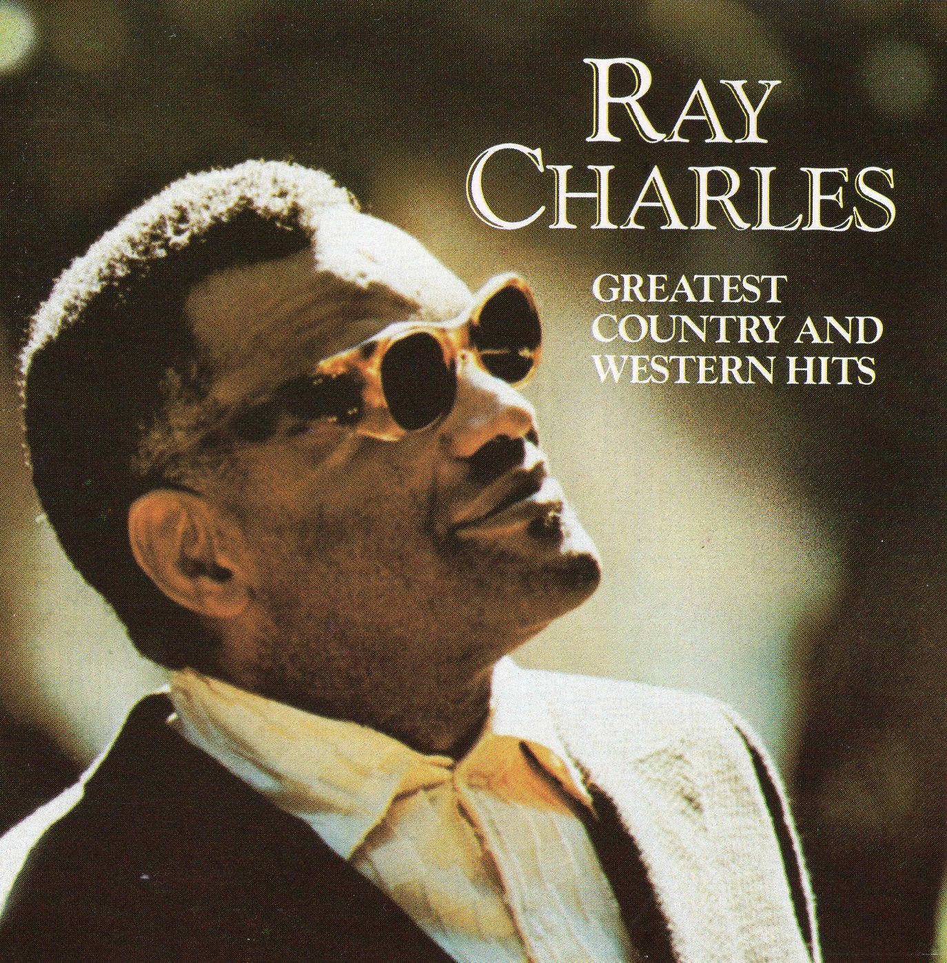 """Greatest Country and Western Hits"" Ray Charles"