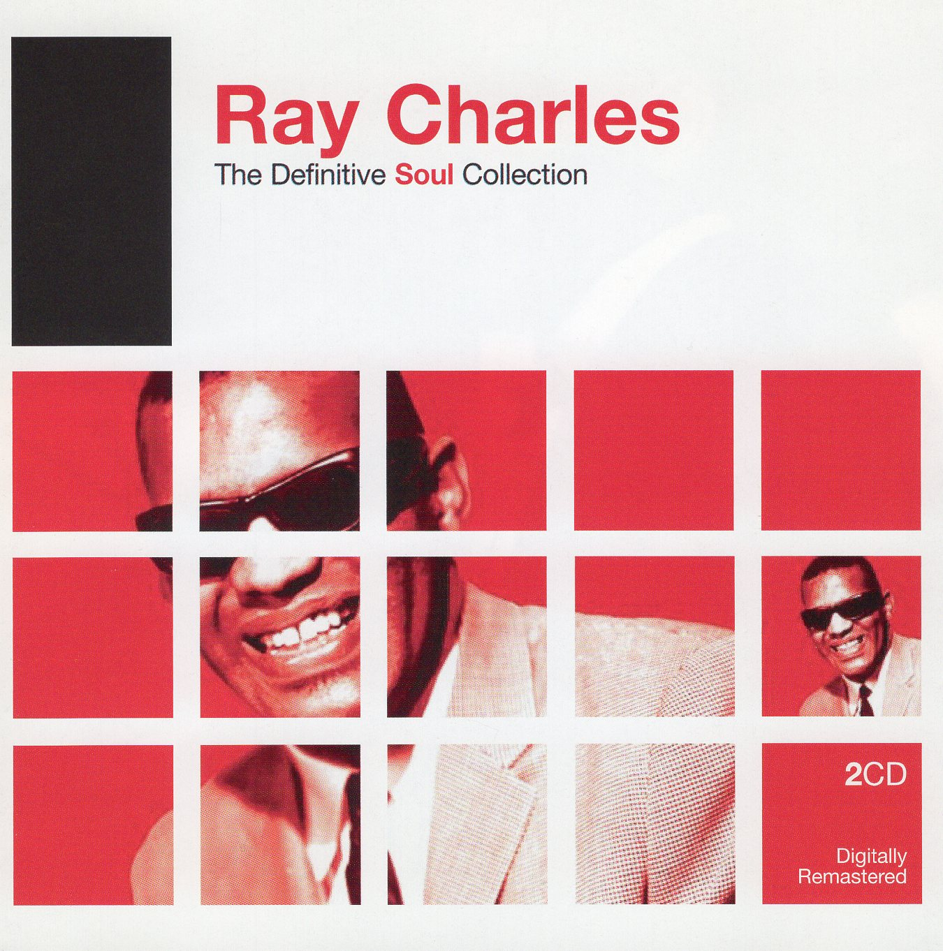 """The Definitive Soul Collection"" Ray Charles"