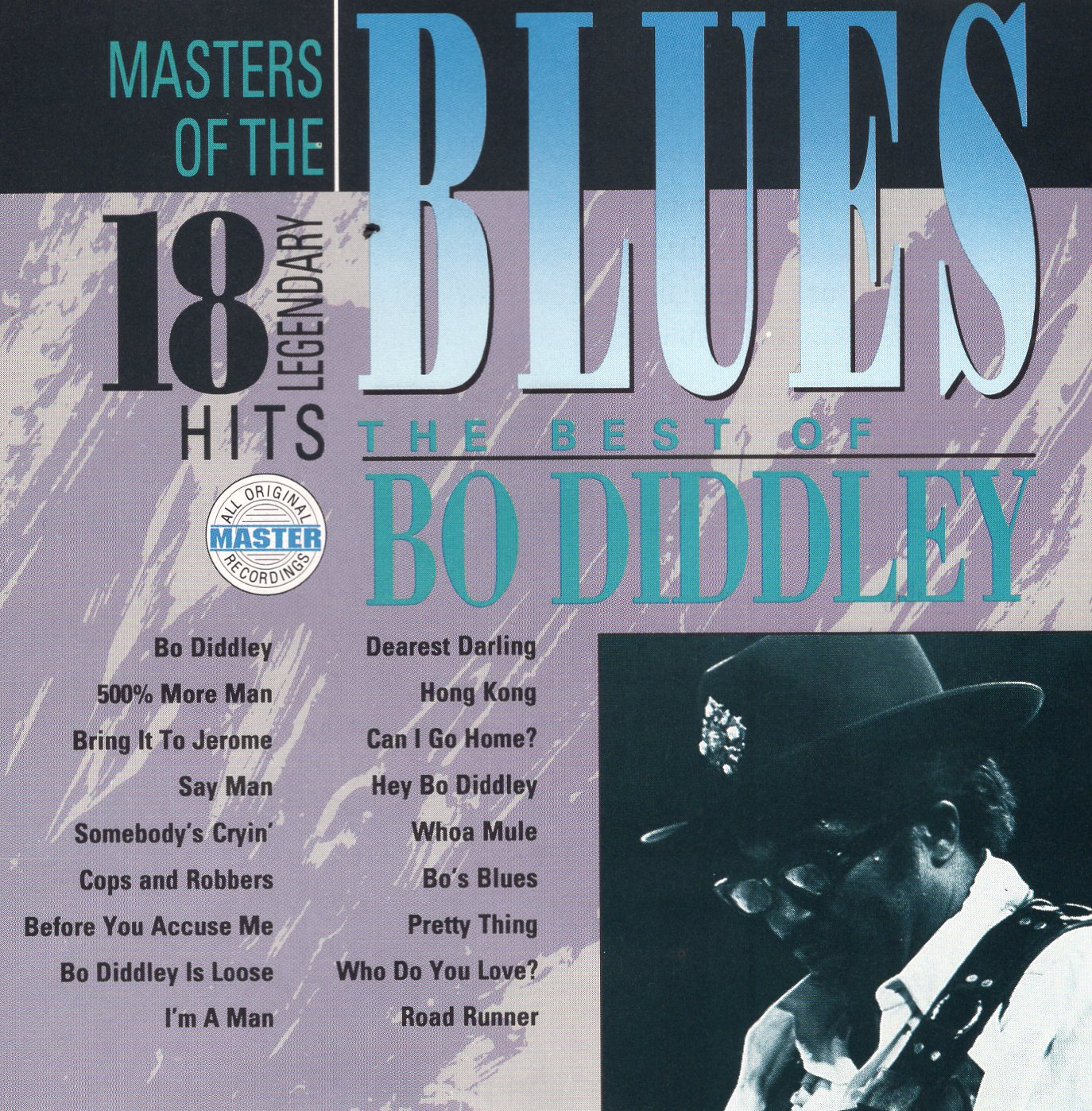"""Master of The Blues"" Bo Diddley"
