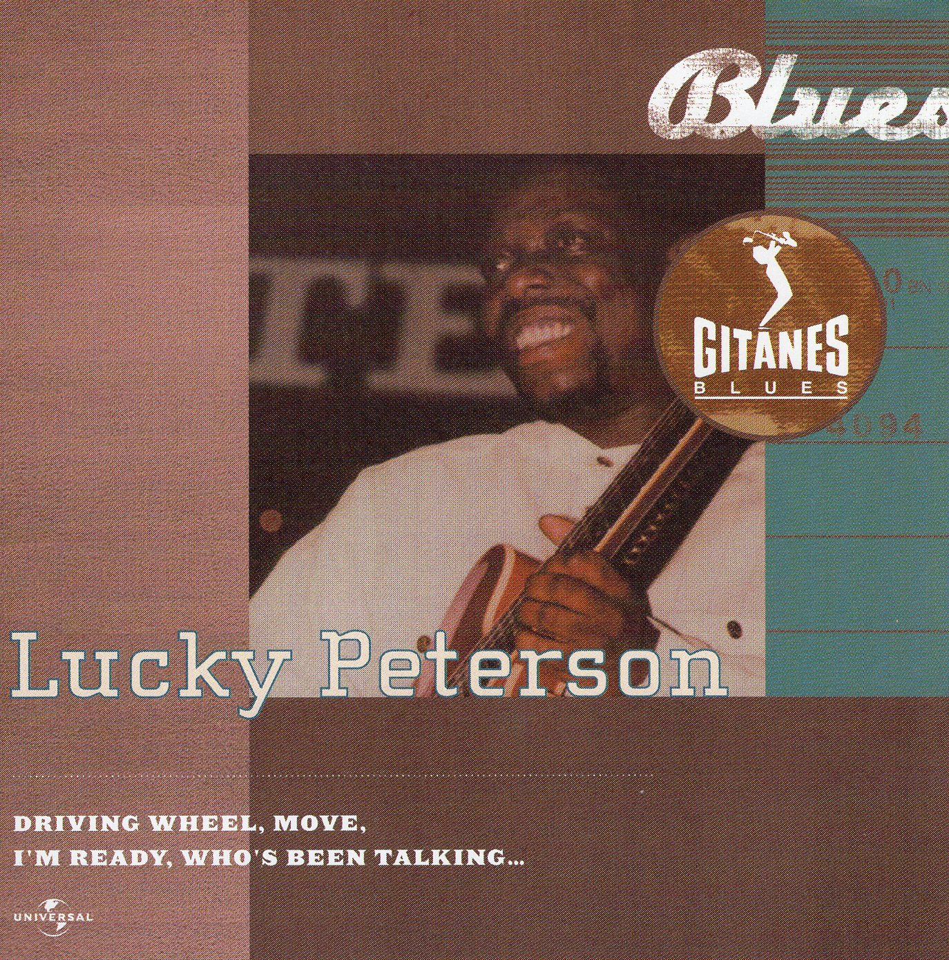 """Blues"" Lucky Peterson"