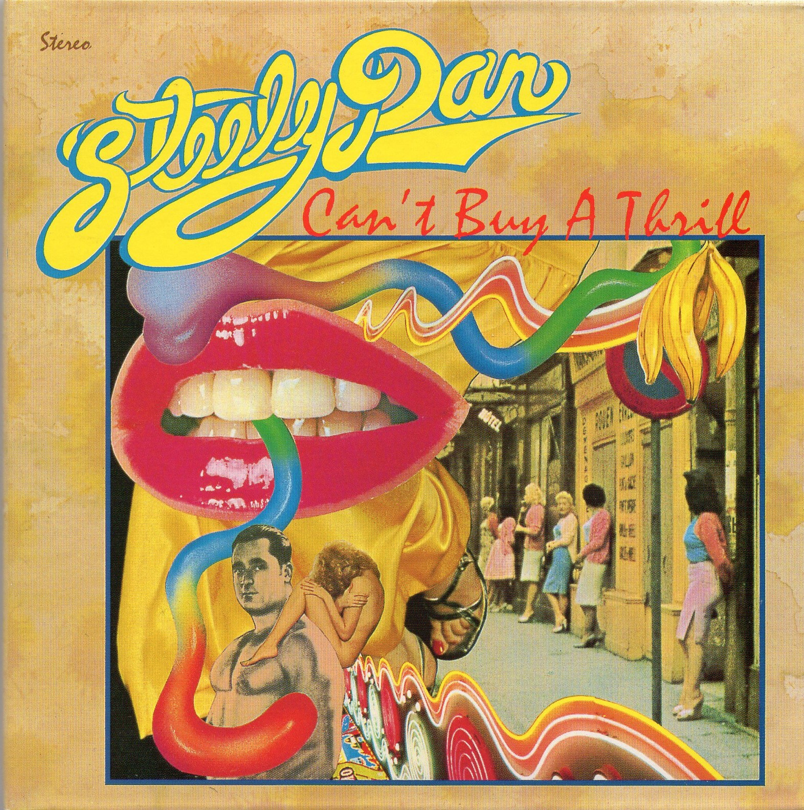 """Can't buy A Thrill"" Steely Dan"