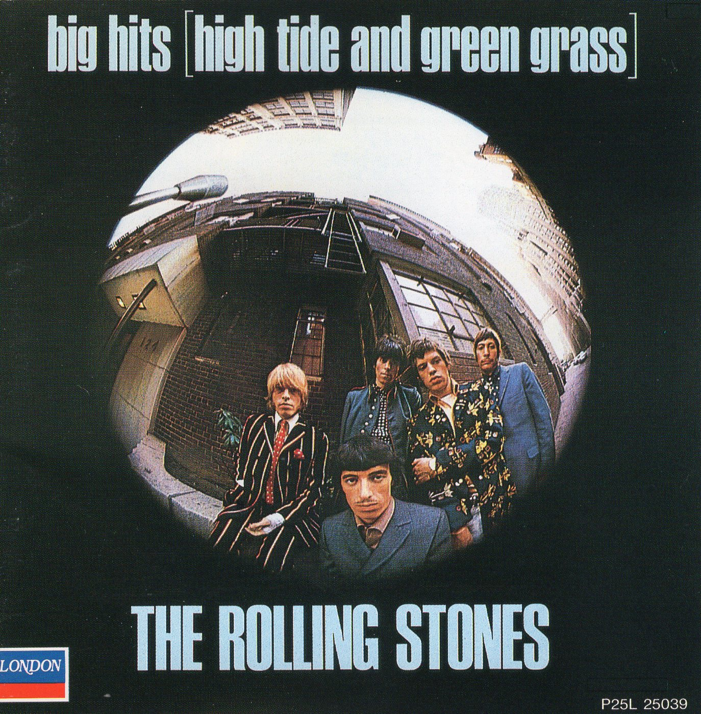 """Big Hits [High Tide and Green Grass]"" The Rolling Stones"