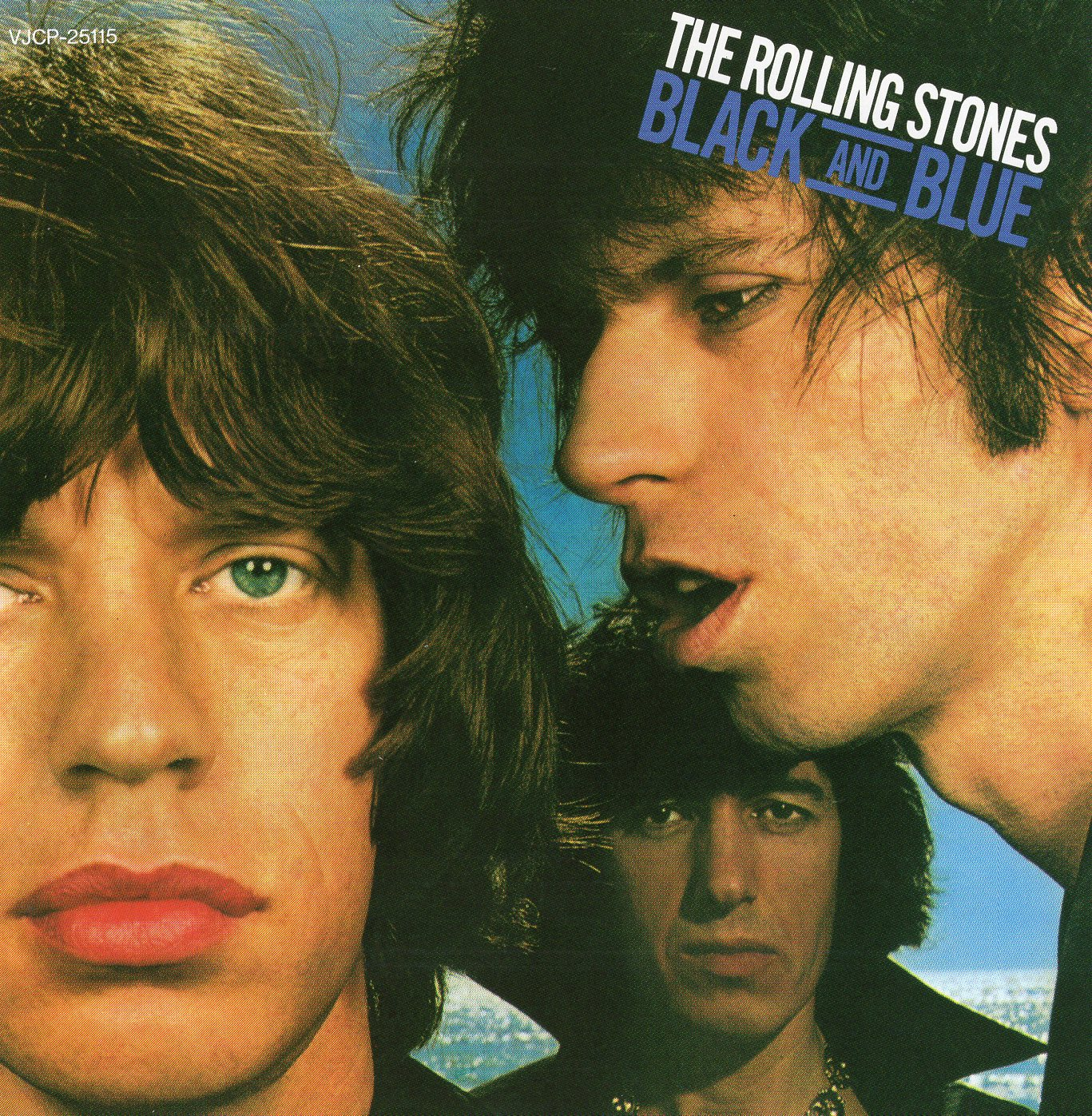 """Black and Blue"" The Rolling Stones"