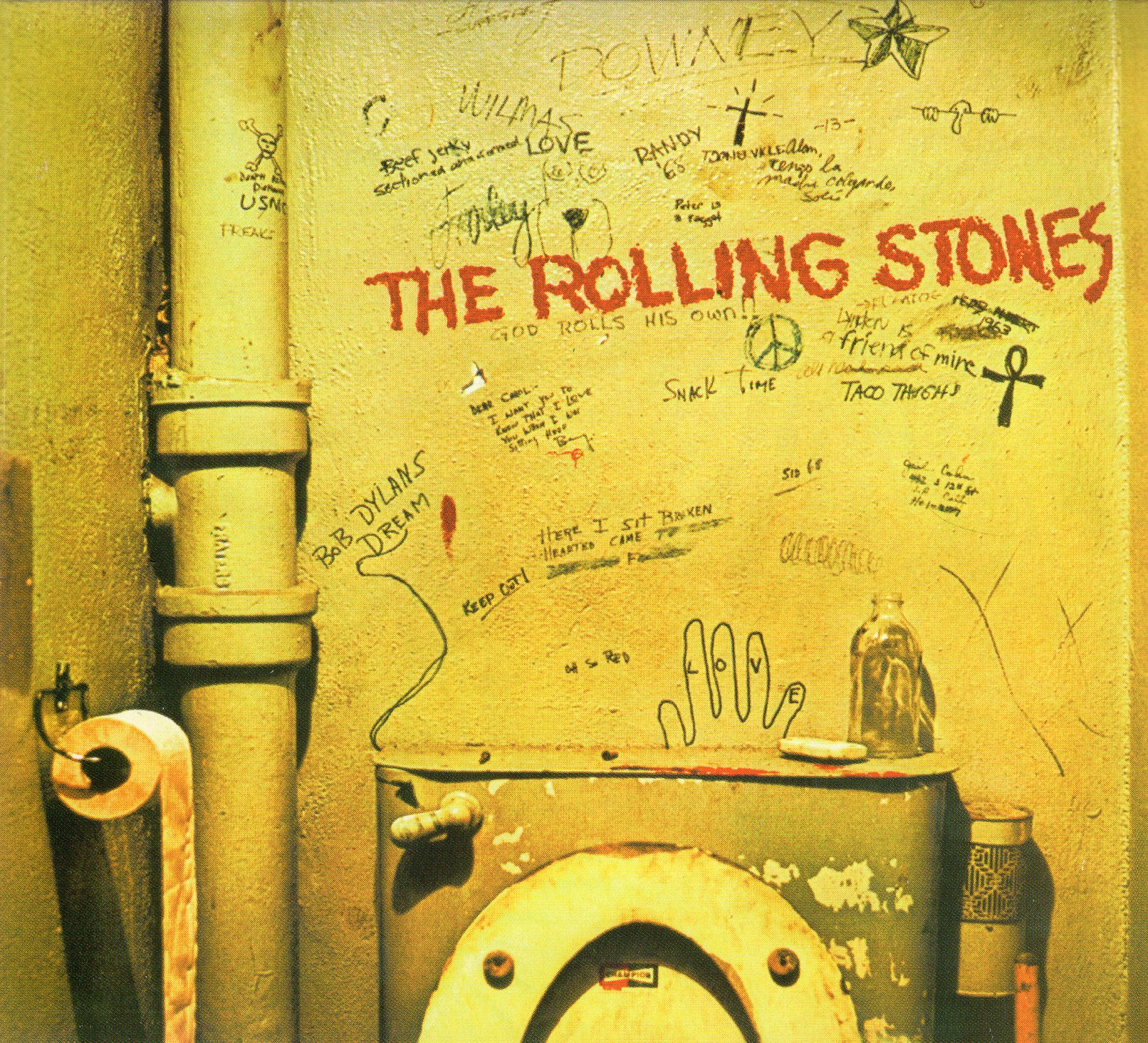 """The Rolling Stones"" The Rolling Stones"
