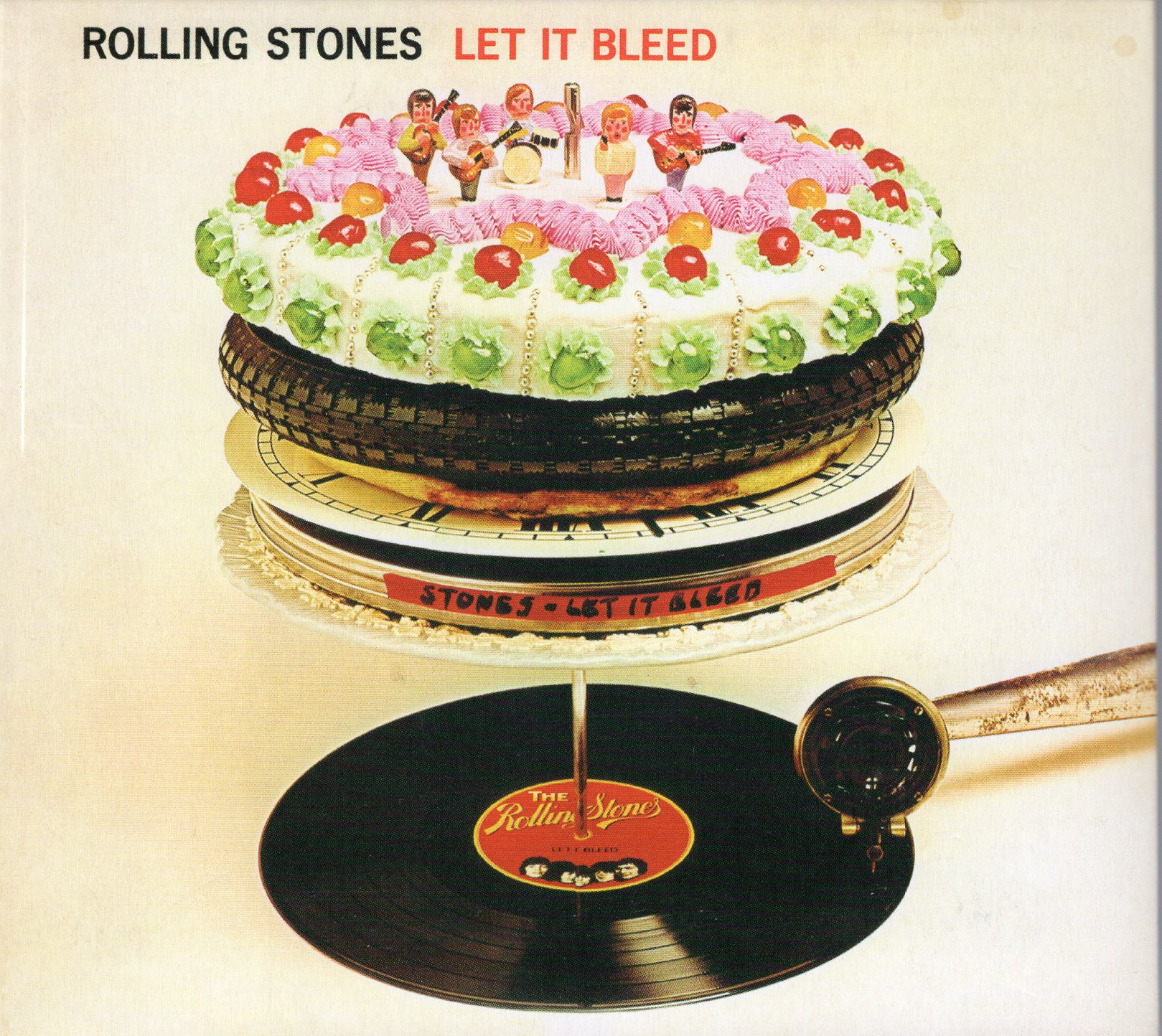 """Let It Bleed"" The Rolling Stones"
