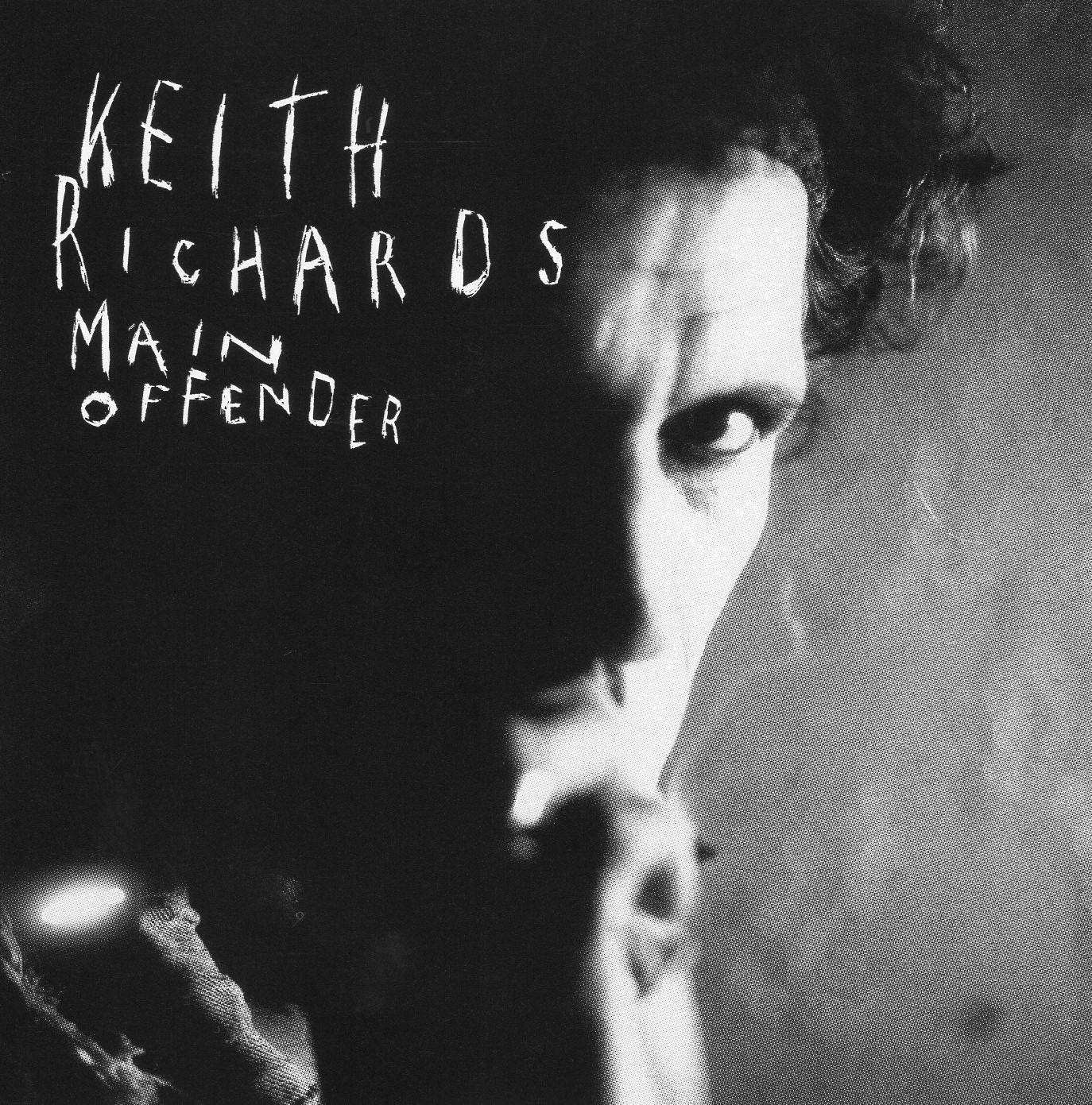 """Main Offender"" Keith Richards"