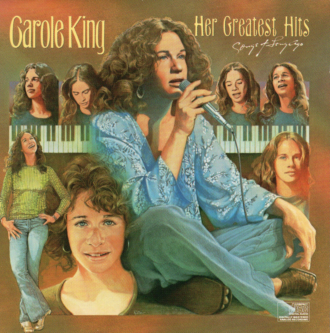 """Carole King Her Greatest Hits"" Carole King"