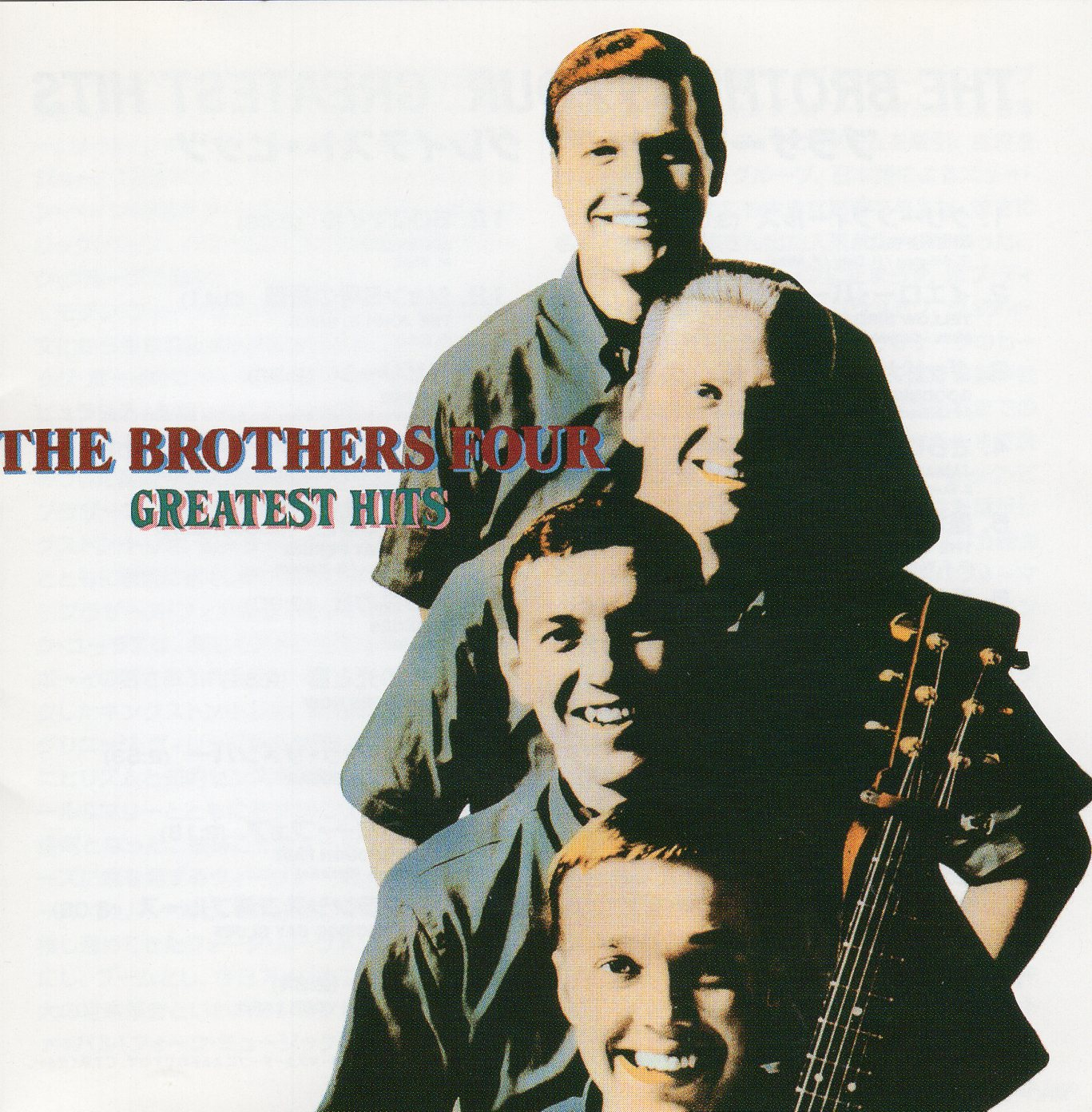 """The Bothers Four Greatest Hits"" The Bothers Four"
