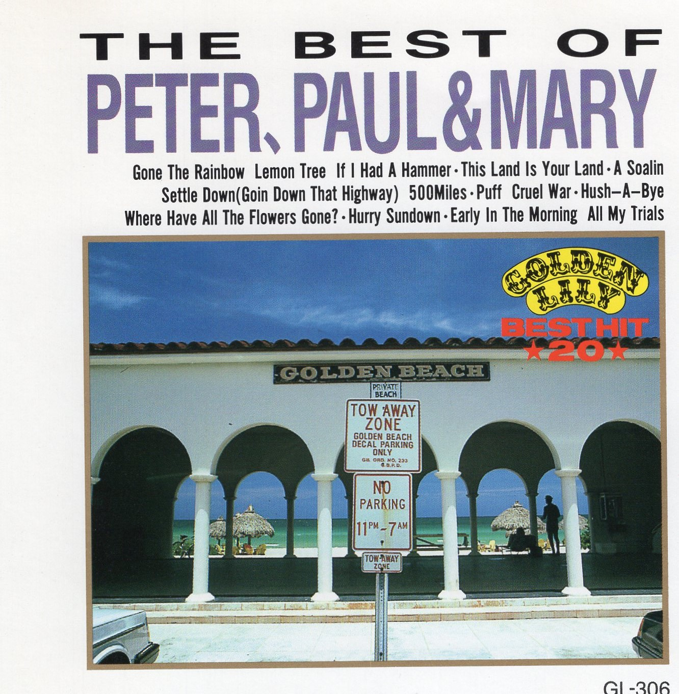 """The Best of Peter, Paul& Mary"" Peter, Paul& Mary"