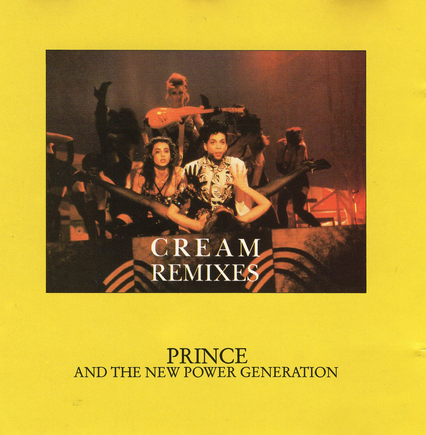 """Prince And The New Power Generation - Cream Remixes"" Prince"