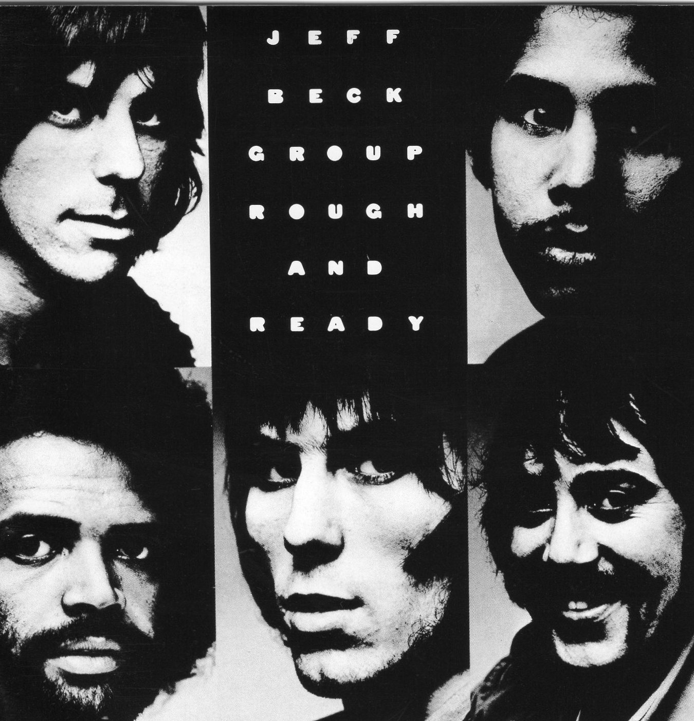 """Rough And Ready"" Jeff Beck"