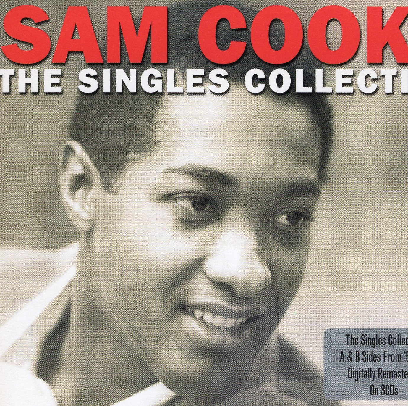 """Sam Cooke The Singles Collection"" Sam Cooke"