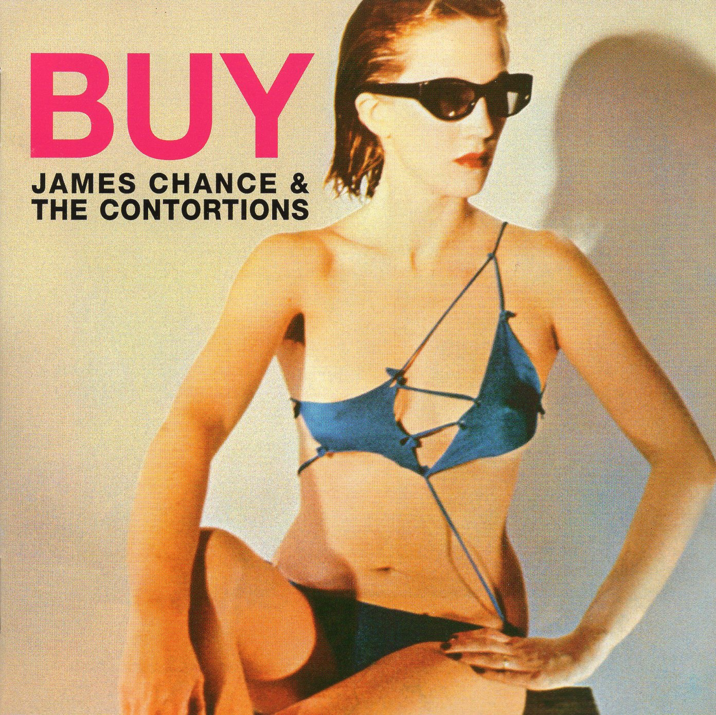 """Buy"" James Chance, The Contortions"