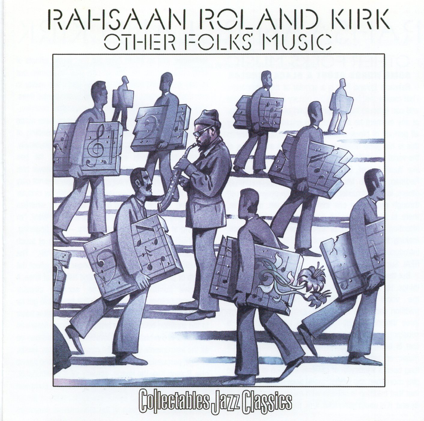 """Other Folks Music"" Rahsaan Roland Kirk"