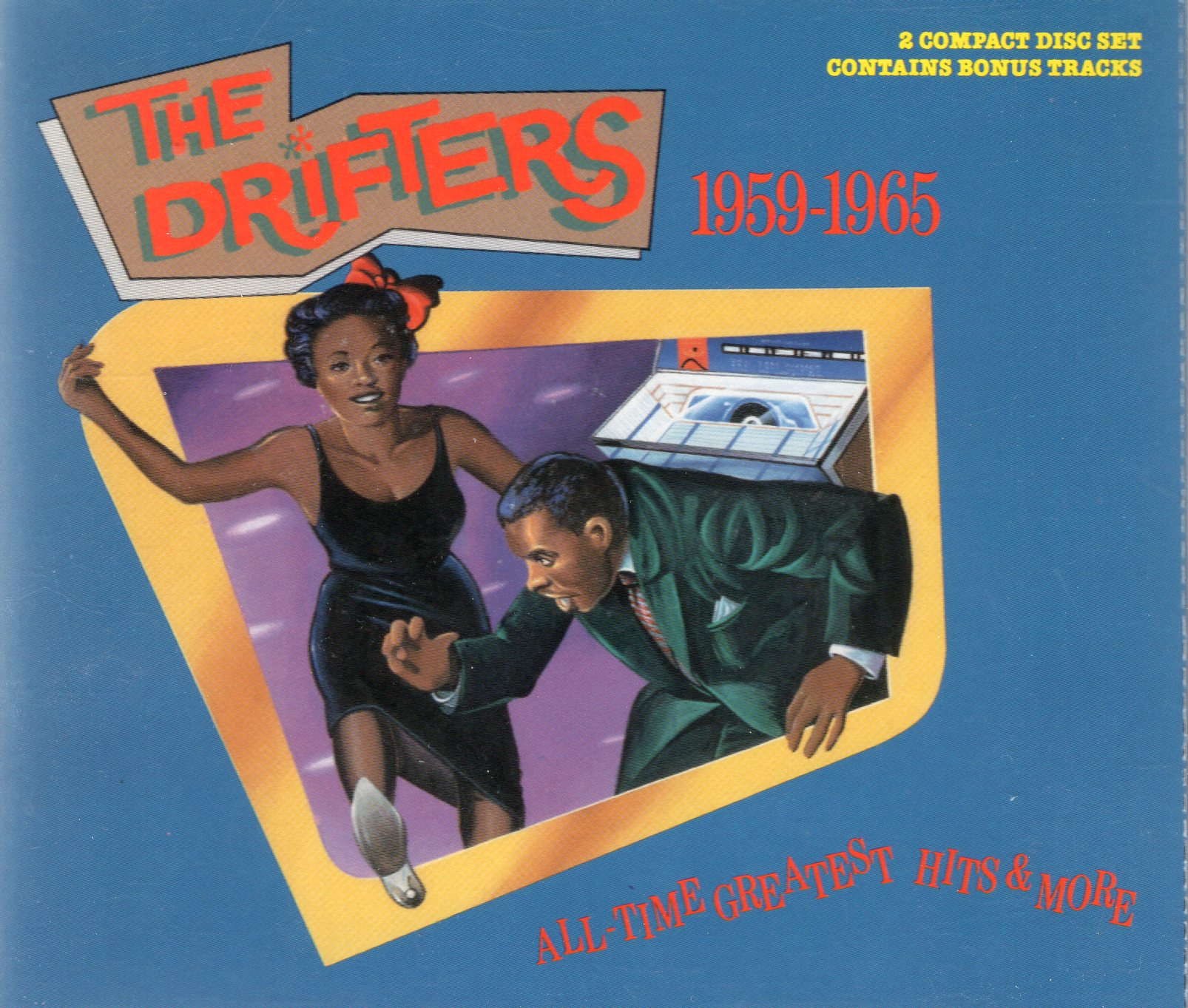 """The Drifers All Time Greatest Hits & More"""