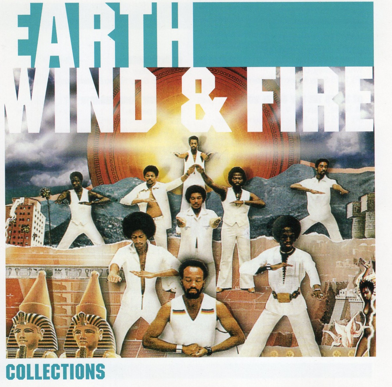 """Earth Wind & Fire Collections"" Earth Wind & Fire"